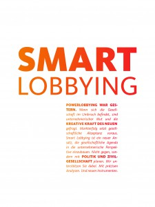 Smart Lobbying Policy Paper